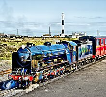 Romney Hythe and Dymchurch Railway by Chris Thaxter