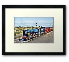 Romney Hythe and Dymchurch Railway Framed Print