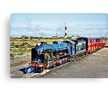 Romney Hythe and Dymchurch Railway Canvas Print
