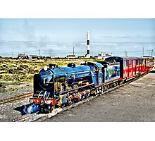 Romney Hythe and Dymchurch Railway Photographic Print