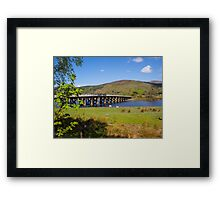 Penmaenpool Toll Bridge Framed Print