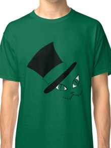 Cheshire Cat in the Hat Classic T-Shirt