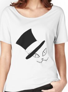 Cheshire Cat in the Hat Women's Relaxed Fit T-Shirt