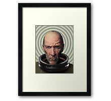 Supernaut Framed Print