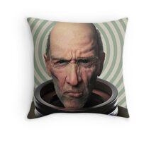 Supernaut Throw Pillow