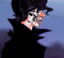 Skeleton Sherlock by Voodooling