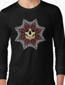 Rose of Decay Long Sleeve T-Shirt