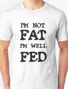 A FAT HERS DAY TREAT  Unisex T-Shirt