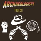 Archaeologist's Toolkit by Zoey Scott