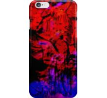 Wolves Bitterness iPhone Case/Skin