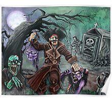 Pirate's Graveyard Poster