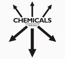 EVERYTHING IS CHEMICALS by 24hoursayear