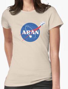Metroid Space Program: Breaking Orbit Womens Fitted T-Shirt
