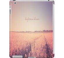 DayDream Believer iPad Case/Skin