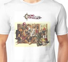 Chrono Trigger Family Unisex T-Shirt