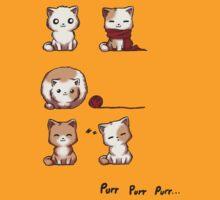 Soft Kitty by Shtut