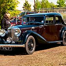 1939 Bentley by Aggpup