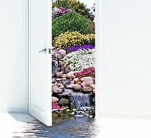Open Door by Maria Dryfhout