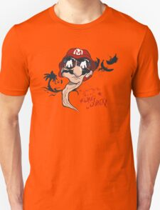 Fear and Loathing in the Mushroom Kingdom T-Shirt