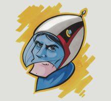 G-Force/Gatchaman/Battle of the Planets by KERZILLA