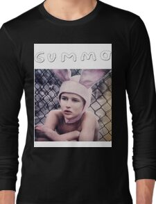 GUMMO- bunny boy tee Long Sleeve T-Shirt