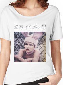 GUMMO- bunny boy tee Women's Relaxed Fit T-Shirt