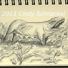 Mammal 5 by © Cindy Schnackel