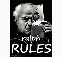 Ralph RULES -Steadman the Champ Unisex T-Shirt