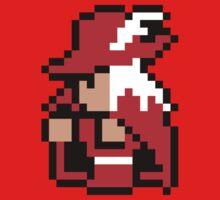 pixel red mage Baby Tee