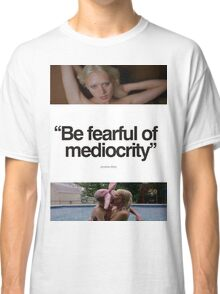 Mediocrity - GUMMO - WHITE OUT Classic T-Shirt