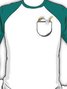 Adventure Time: Lady Rainicorn Pocket T-Shirt