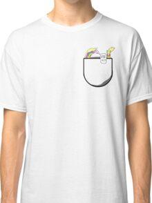 Adventure Time: Lady Rainicorn Pocket Classic T-Shirt