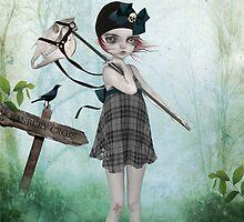 Banbury Cross by Tanya  Mayers