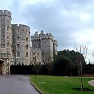 Windsor Castle - England by Kent Burton