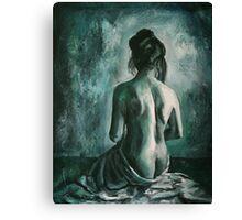 chiaro di luna Canvas Print