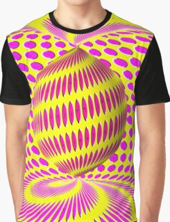 Optical Illusions Graphic T-Shirt