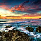 Currumbin Dawn by MikeAndrew