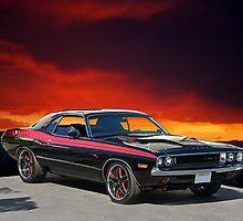 1970 Dodge Challenger R/T by DaveKoontz