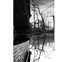 As Above, So Below Photographic Print