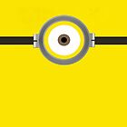 Despicable Me iPhone Case by PoleonPole