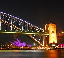 Vivid - Sydney Opera House by kelliejane