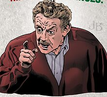 The Tradition of Festivus Begins with the Airing of Grievances... by johnboveri