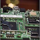 Electronics Macro Play by Wolf Sverak