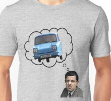 Mr. Bean's Worse Nightmare Unisex T-Shirt