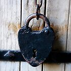 A Heart That's Locked by Jeannie  Mazur