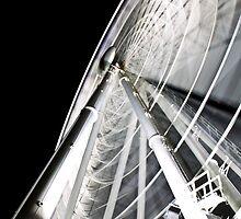 Wheel of Brisbane by Adam Price