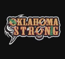 Oklahoma Strong  by DCVisualArts