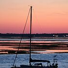 Sunset Anchorage by Bob Hardy
