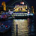 Sydney Harbour Pearl by Michael John