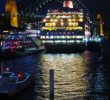 Sydney Harbour Pearl by Michael John